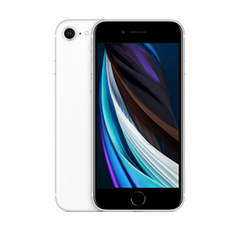 Unlocked Used Original Apple iPhone SE 2 Smartphones 4.7 inch A13 64/128/256GB ROM Cellphones 5