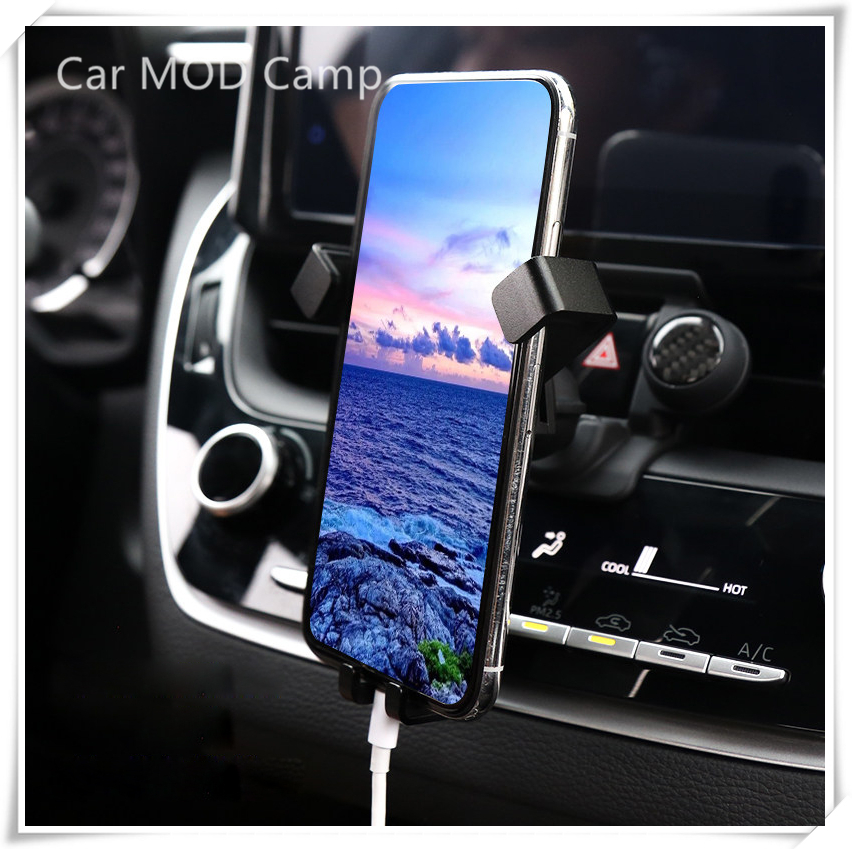 For Toyota Corolla E210 2019 2020 Car Air Vent Mount Smart Phone Holder Stand Mobile Phone Stable Cradle