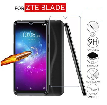 Перейти на Алиэкспресс и купить Закалённое стекло для ZTE Blade A7 A5 A3 2020 Защитное стекло для экрана для ZTE Blade A7 A3 Prime A7s V2020 стекло с ЖК-пленкой
