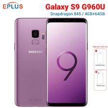New Original Verizon 5.8 inch Samsung Galaxy S9 G960U Mobile Phone 4GB 64GB Snapdragon 845 Octa core G960V NFC Android 4G Phone
