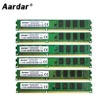 Aardar PC pamięć RAM DDR3 losowy dostęp pamięć DDR3 2GB 4GB 8GB 240 pinów 1600MHz 1333MHz pamięci RAM na komputer stacjonarny tanie tanio CN (pochodzenie) Używane 1333 MHz Pulpit 240pin Pojedyncze Aardar01-DDR3 RAM 1600 MHz 1333 MHz