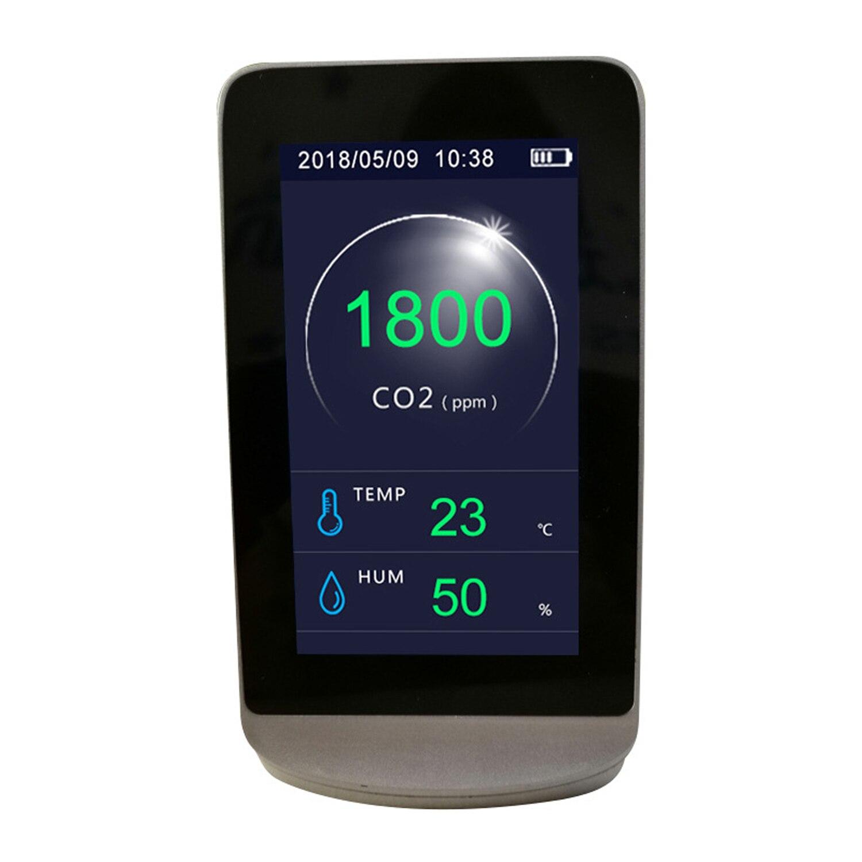 Cactus Humedades Empresa control de humedades Detector de CO2 profesional multifuncional.
