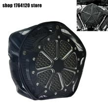 Motorcycle Black Rain Sock Waterproof For Harley Sportster XL 883 1200 Touring Road King Street Glide Dyna Softail Air Cleaners Models triclicks new turn signal lights lenses round cover lens motorcycle light covers car covers for dyna softail sportster touring