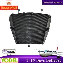 Motorcycle Aluminum Radiator Cooling Cooler For Honda CBR1000RR CBR1000RA CBR1000 RR RA 2008-2011