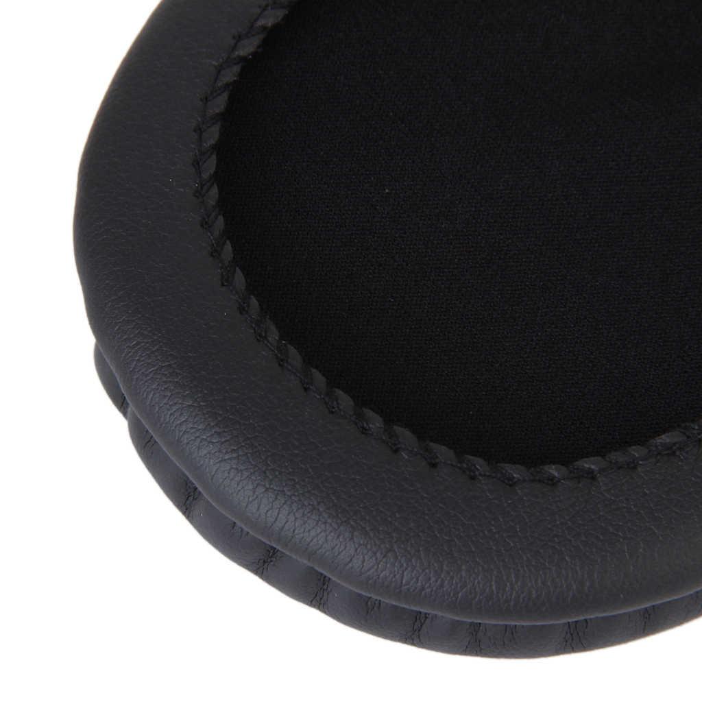 Fundas para auriculares de tela estirable almohadillas para Auriculares auriculares inalámbricos Bluetooth almohadillas para auriculares universales