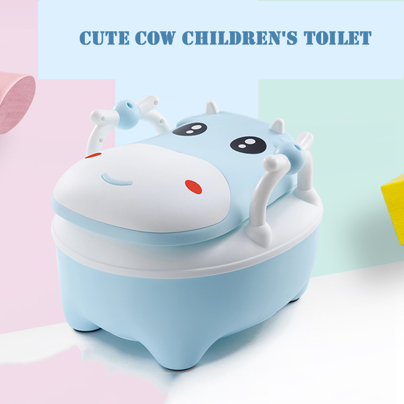 Cartoon Animal Baby Toilet Drawer Type Toilet Child Potty Child Washable Small Toilet Boy And Girl Urinal Gift Toilet Brush