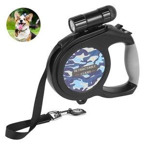 Extendable Retractable Pet Dog