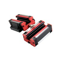 1pc HGH25CA HGW25CC carriages/falng block slide blocks for HGR25 linear guides rails square width 25mm for cnc parts|Linear Guides| |  -