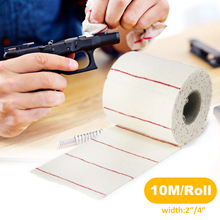10M/roll Tactical Gun Cleaning Patch Pistol Cleaning Cloth Gun Cleaner for Rifle Handgun Shotgun Cleaning Tool for Hunting