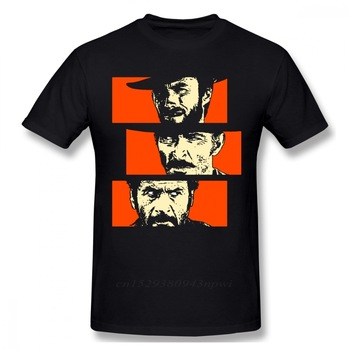 T-shirt pour homme, Tuco, qualité, col rond 1