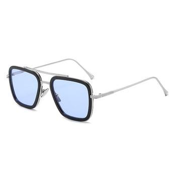 HBK Luxury Avengers Tony Stark Sunglasses 1