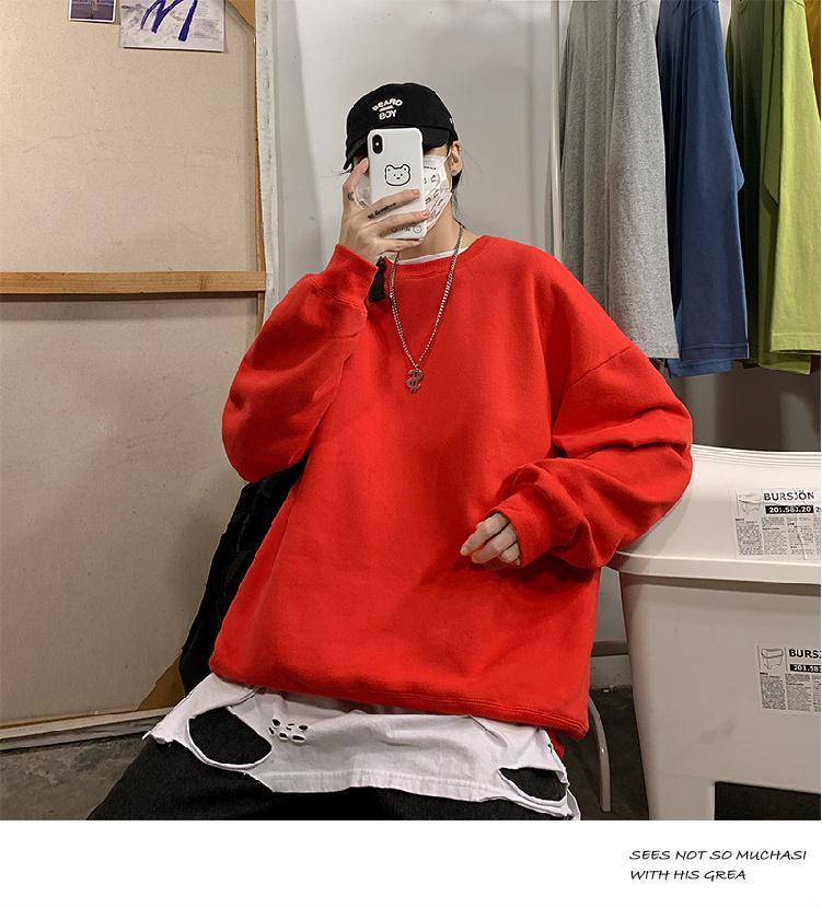 Ha5cee276d5824e0490c7432055cae5cbD loose Korean style plus size sweatshirt winter clothes streetwear women 2020 new fashion plus velvet oversize harajuku hoodie