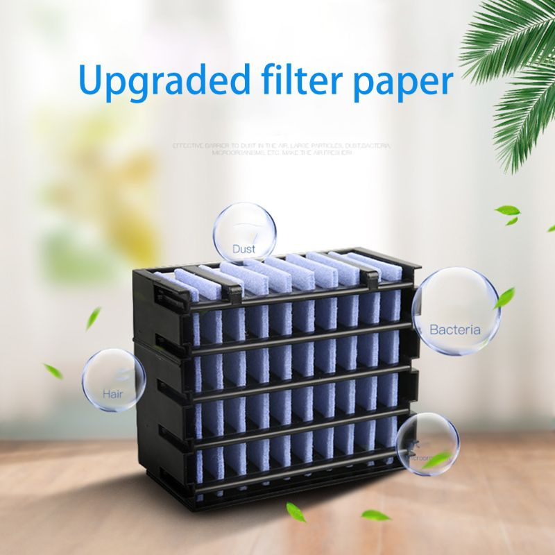 JOYLIVE Usb Air Conditioner Fan Core  Of Filter Paper Filter Humidifier Accessories Second-generation Desktop Cooler