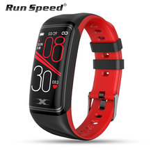 Bluetooth Smart Watch 1.14inch Screen Fitness Tracker Sleep Heart Rate Monitor IP68 Waterproof Sport Men Women Smart Band