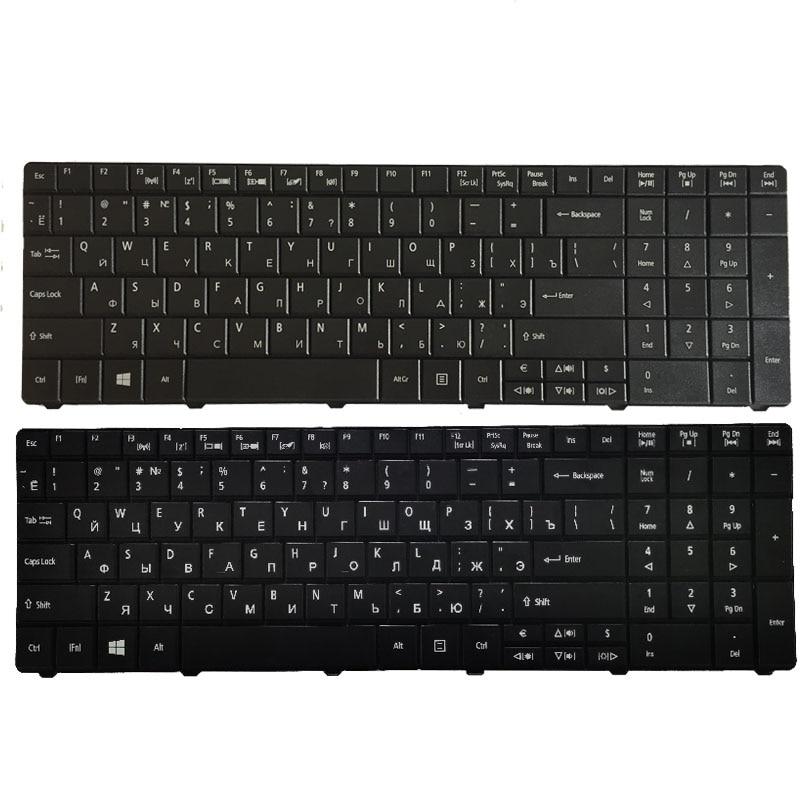 Новая русская клавиатура для ноутбука Acer aspire E1-571 E1-571G E1 E1-521 E1-531 E1-531G TM8571 MP-09G33SU-698 PK130DQ2A04 RU
