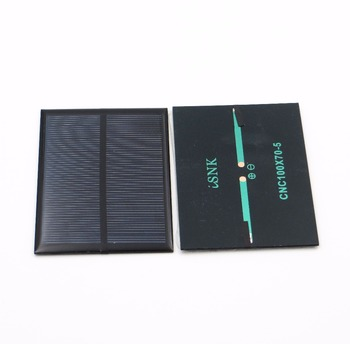 5 V 200mA 1 Watt W extend wire Solar Panel Polycrystalline Silicon DIY Battery Charger Small Mini Solar Cell cable toy 5V Volt 6