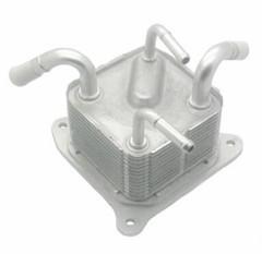 parts OE No 21606-3JX1C engine oil cooler 216063JX1C OEM No 21606 3JX1C tanie i dobre opinie