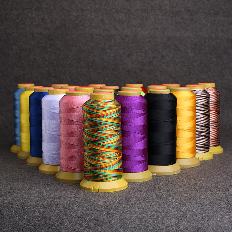 19 Colors 0.5mm 600m/Roll Polyester Wire Thread Cords Beading Cord Necklace Bracelets Waxed String Cord For Jewelry Making DIY