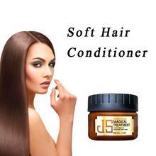 Woman Long Hair Deep Repair Moisturizing