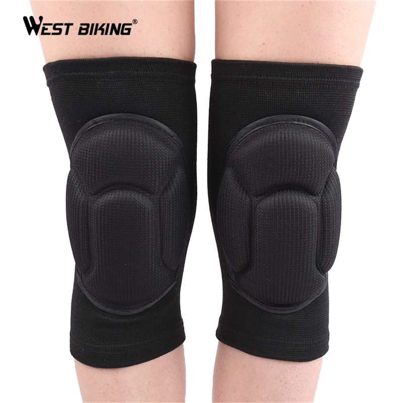1 piece Cycling Kneepad Bike Joint Brace Bicycle Knee Guards Protector Support