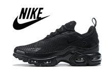 Zapatillas Air Max Tn 270 para hombre, calzado deportivo transpirable, cómodo, para exteriores, color negro