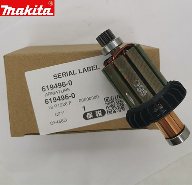 DDF458-619496-0 Armadura para Makita DHP458