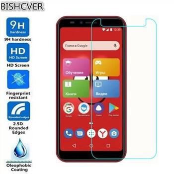 Перейти на Алиэкспресс и купить Закаленное Стекло для INOI 2 6 3 5 Lite Экран защитная пленка 9H Защитная пленка для INOI kPhone 4G