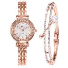 Brand Luxury Women Bracelet Watches Fash