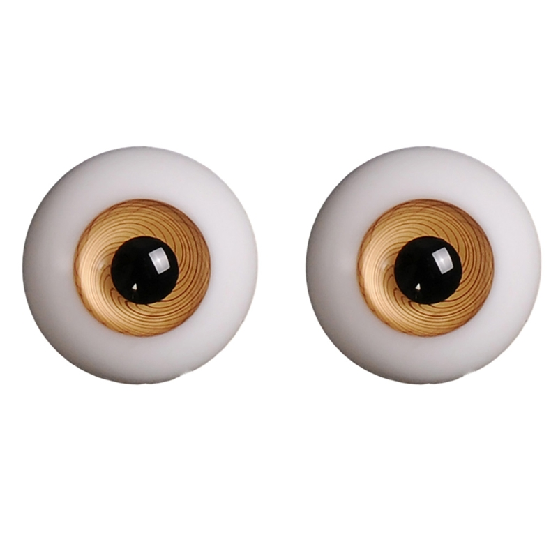 14mm 1/3 1/4 Doll Glass Eyes Doll Accessories Glasss Doll Eyeball 31