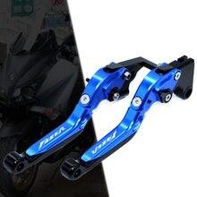 For Yamaha FZ6 FAZER 2004-2010 FZ8 2011-2015 FZ1 FAZER 2006-2015 FZ6R Adjustable Folding Extending Motorcycle Brake Clutch Lever