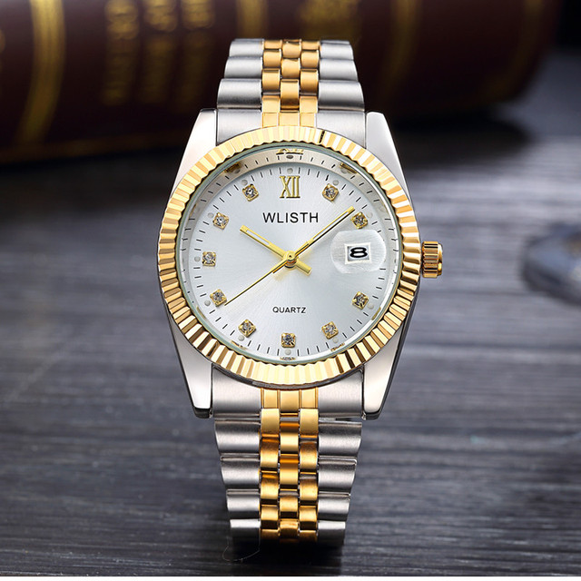 Relogio Masculino 2019 Wristwatch Men Watches Top Brand Luxury Famous Quartz Watch For Male Clock Date Hodinky Man Hour With Box | Fotoflaco.net