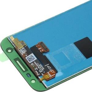 "Image 5 - 5.0 ""ใหม่AMOLED LCDสำหรับSamsung Galaxy J3 2017 J330 J330F J3 ProจอแสดงผลLCD Touch Screen Digitizer Assemblyชิ้นส่วน + Service Pack"