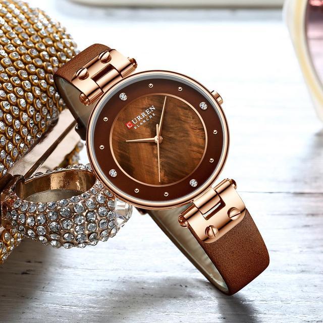 Elegant Thin Women's Watch