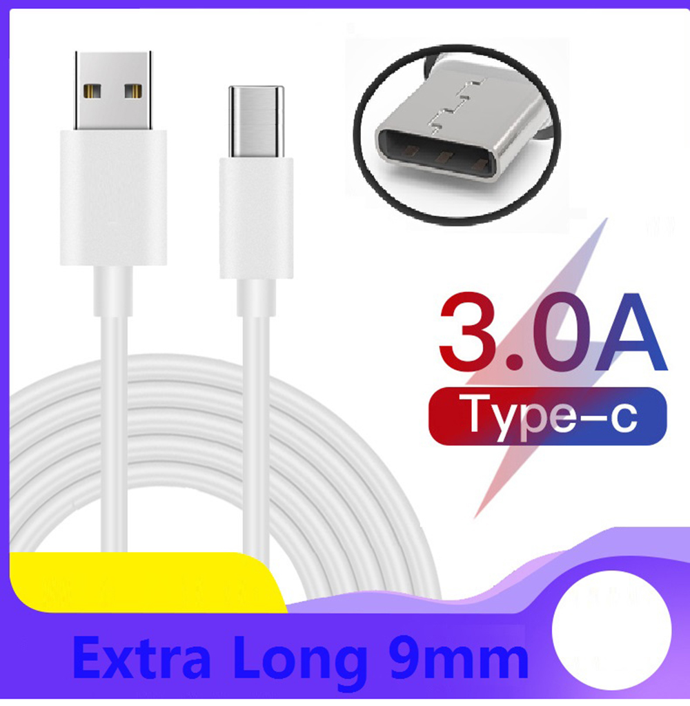 Type-C Cable For <font><b>Blackview</b></font> Bv <font><b>9700</b></font> 9600 6800 9500 Oukitel U25 23/18 Wp2 P10000 <font><b>pro</b></font> K10 K9 DOOGEE image