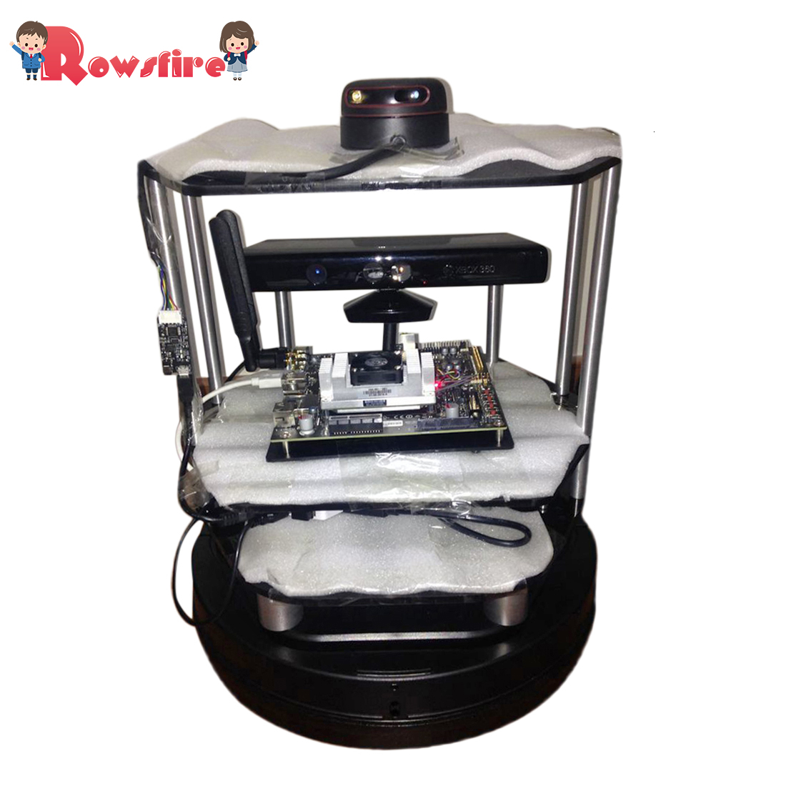 Robot Operating System Robot Car Open Source Kit Educational Learning Kit