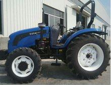 Ciągnik rolniczy z 100hp 4wd wielofunkcyjny sprzęt rolniczy