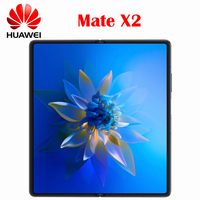 Original New Official Huawei Mate X2 5G Cell Phone Kirin 9000 6.45inch UP To 8.0inch OLED Folded Screen 50MP Camera 4500Mah 2