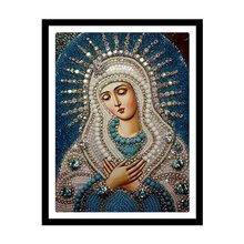 5D Religion Diamond Painting Cross Stitch DIY Mosaic Diamond Embroidery Full Square Picture of Rhinestone diy 5d diamond painting buddha religion cross stitch full square round diamond embroidery portrait zen craft mosaic picture gift