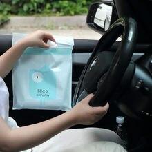 15 шт одноразовые самоклеящиеся мешки для мусора в автомобиле