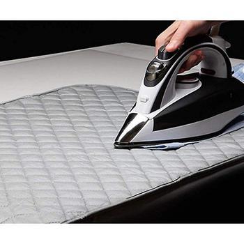 Manta de planchado almohadilla magnética, alfombrilla de planchado de algodón, alfombrilla para...