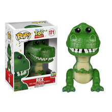 TOY STORY REX Vinyl Action Figures  Collection Model Toys for Children Birthday gift цена
