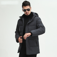 Winter Thickening Mens Wear Loose Coat With Cotton Increase Down Keep Warm Cotton-padded Jacket