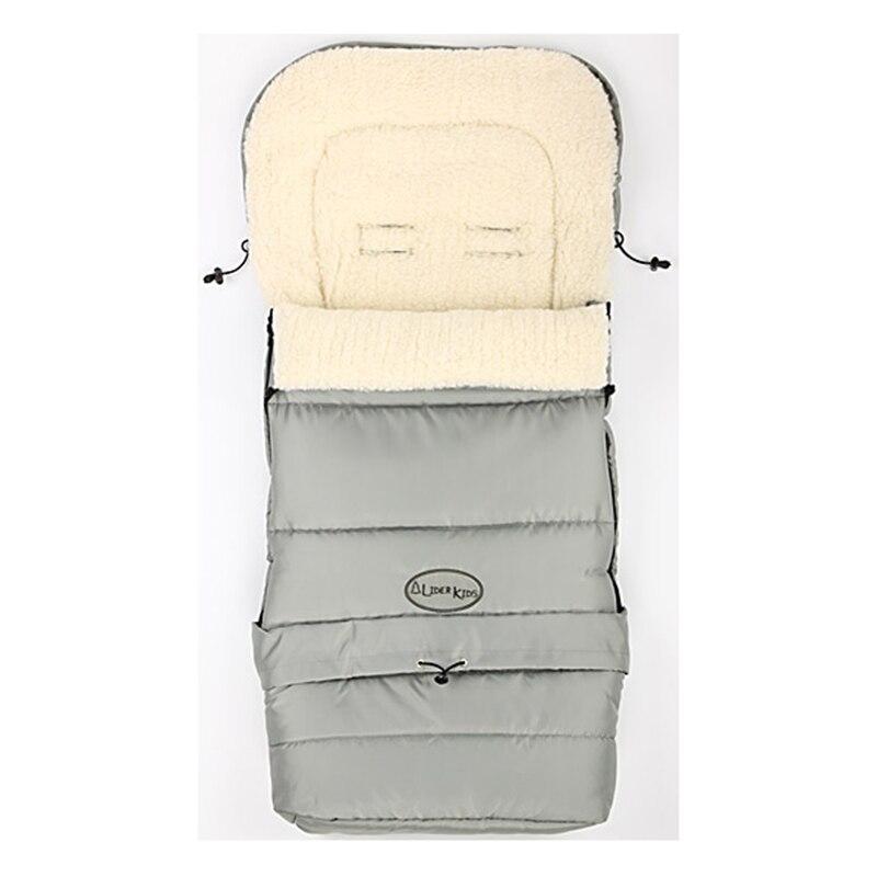 Blanket & Swaddling LEADER KIDS 105166 envelope baby for a walk blanket for newborns an envelope a tha ann an stroller