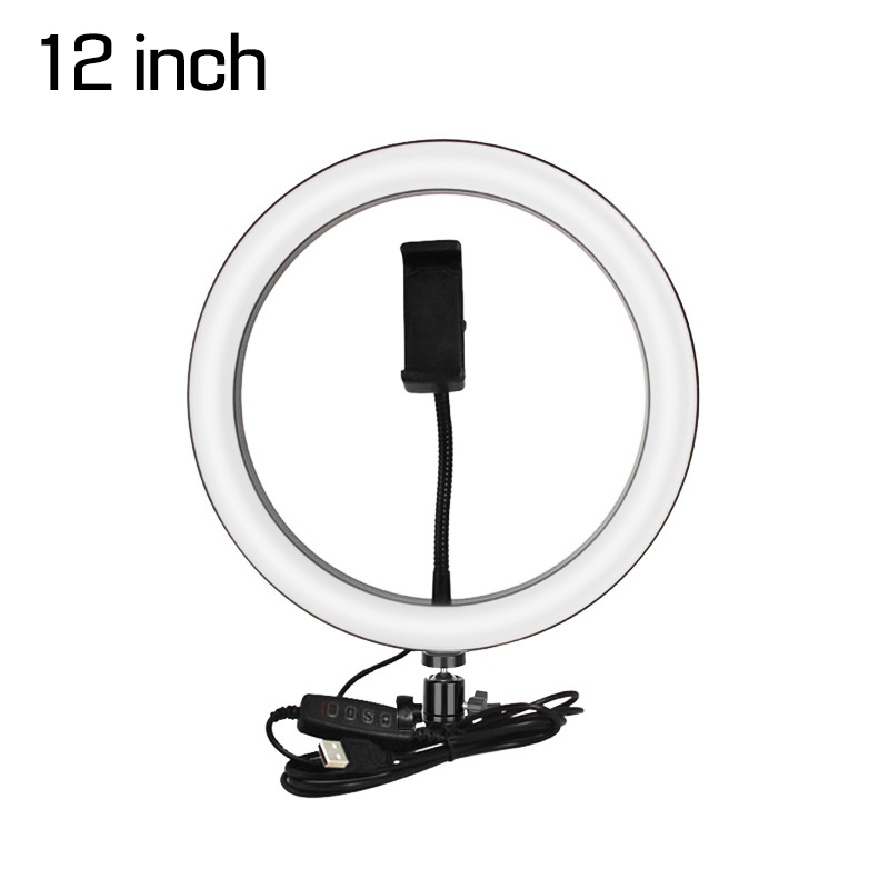 12 Inch LED Ring Light  5
