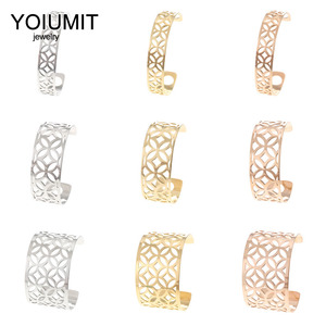Image 1 - Cremo سوار ذراع أساور للنساء مجوهرات الفولاذ المقاوم للصدأ سوار Manchette للتبادل حلقة من جلد Pulseiras