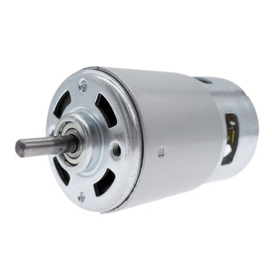 RS 775 motor DC 12V 24V double Ball Bearing 3000rpm4500rpm6000rpm8500rpm10000rpm RS775 Large Torque Low Noise