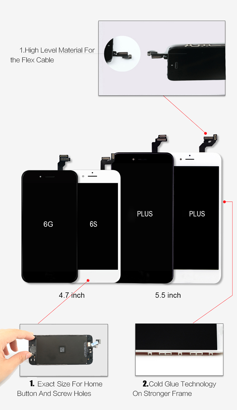 for iphone lcd 876S (5)