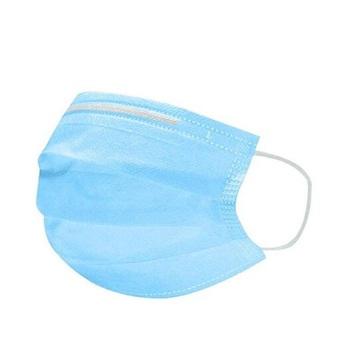 10 50 sztuk 3-warstwy anty pył jednorazowe Salon Earloop twarz maski na usta maska na twarz tanie i dobre opinie