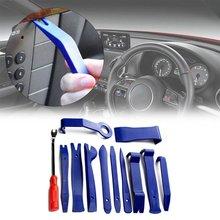 Nuovo Set di strumenti per la rimozione dellautoradio 12pcs Car Interior Dash Radio Auto Door Clip Panel Trim rimozione strumento leva installatore Audio