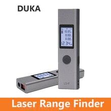 دوكا جهاز كشف مدى الليزر LS P فلاشة مزودة بفتحة يو إس بي جهاز كشف مدى الشحن 40 متر 25 متر جهاز قياس عالي الدقة